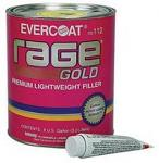 Evercoat Rage Gold Filler 3.4lt