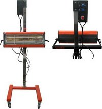 Velocity Infrared Drying Unit 1 Head
