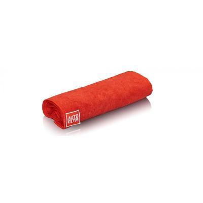 Autoglym HI-Tech Microfibre Finishing Cloth Red 5Pac