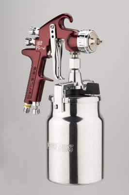 DeVilbiss GTi Pro Compliant Suction Feed Spray Gun