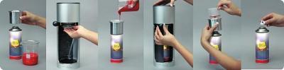 Spray Max Fill-one Pneumatic Filling Machine