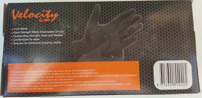 Velocity Nitrile Gloves