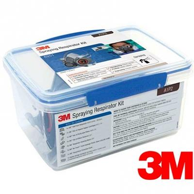 3M Spraying Respirator Kit A1P2