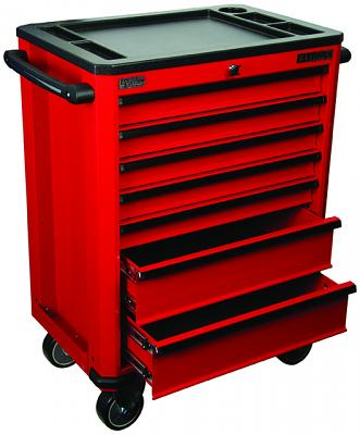7 Drawer Roll Cabinet With BBS