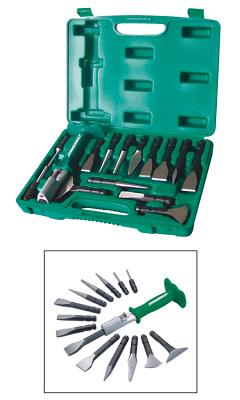 All Go Chisel & Punch Set