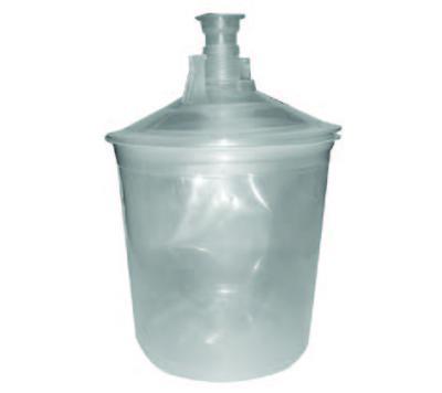 Bodyworx Disposable Paint Cup 600ML 125UM(50)
