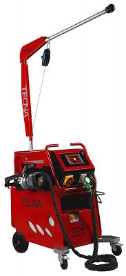 TECNA 14000 Fully Automatic Spot welder featuring 'Smart Plus'