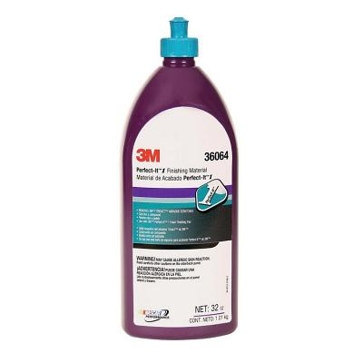 3M Perfect-It 1 Finishing Material, Quart Bottle, 36064
