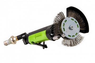 Monti MBX Auto Blaster Pneumatic Surface Preparation System