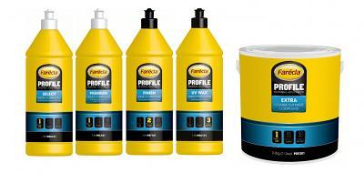 Farecla Profile Finish Liquid (500) 1lt