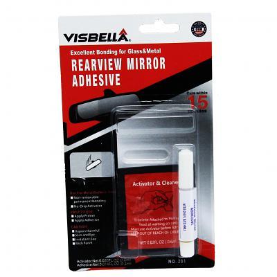 Visbella Rearview Mirror Adhesive