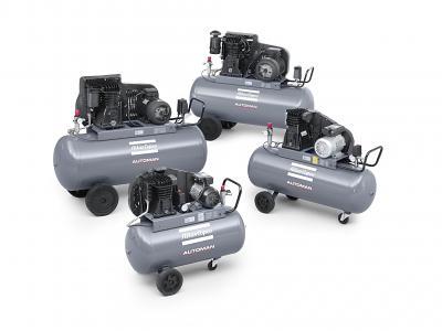 Atlas Copco Piston Air Compressor