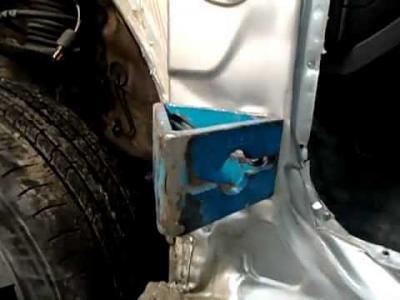 Hi - Tac Pulling Clamps