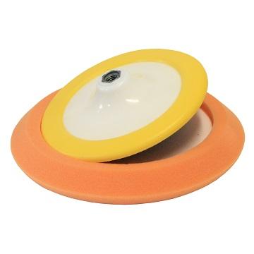 """Le'Mix Diamond Cut """"Orange-Med Cut"""" 230 Velcro"""