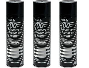3M 700 Adhesive Cleaner & Solvent - 350g Can