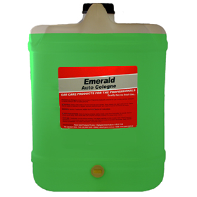 Pacer Emerald Auto Cologne- 5lt OR 20LT