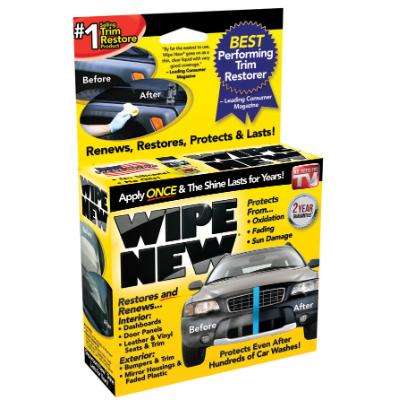 Wipe New Trim Restorer Kit
