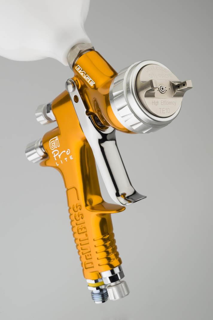 Smash Supplies Spray Guns Devilbiss Gti Pro Lite