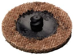 3M Brown Coarse Roloc Surface Conditioning Discs 25/box 50mm