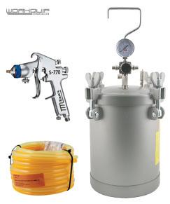 Star 10L Compact Pressure Pot