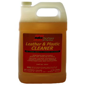 Malco Leather & Plastic Cleaner - 3.78lt