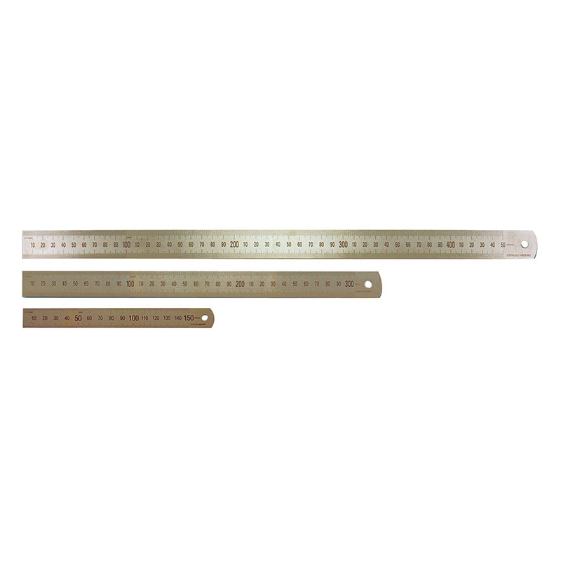1000mm/40in Stainless Steel Ruler - Metric/Imperial