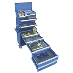 244PC AF & M. Toolkit, Cabinet, 5 Drawer