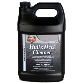 Presta Marine Hull & Deck Cleaner. - 3.78lt
