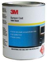 3M Bumper Coat Satin Black 1lt