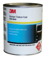 3M Bumper Texture Coat Black 1lt