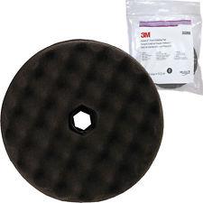 3M Perfect-It Foam Polishing Pad, 6 inch,Black