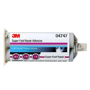 3M Super-Fast Repair Adhesive, Amber, 47.3 mL