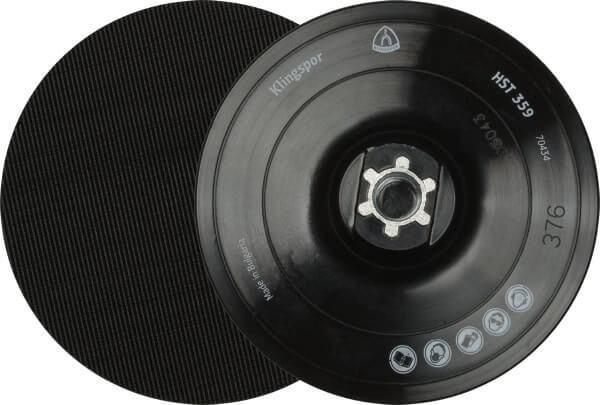 Klingspor 150 (Hard) Backing pad Velcro discs HST359