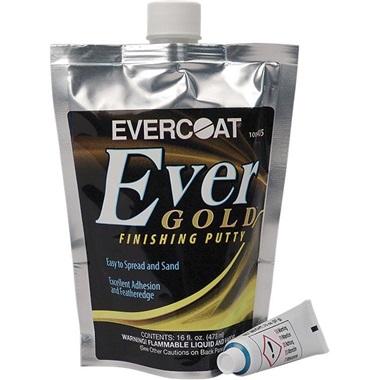 Evercoat EverGold Finishing Putty, 16 oz Bag
