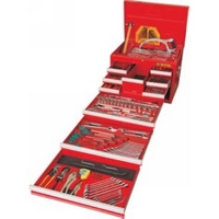 199 PC Panel Beater's Toolkit, Metric & AF