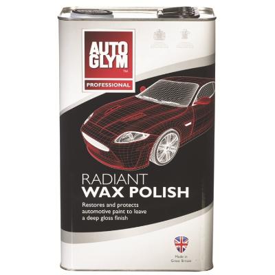 Autoglym Radiant Wax Polish 5LT