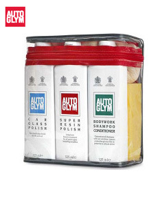 Autogylm Showroom Shine Kit