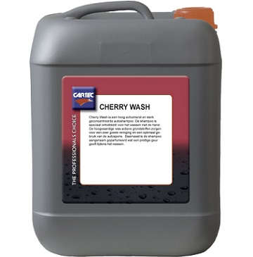 Cartec Concentrated Cherry Wash 10lt
