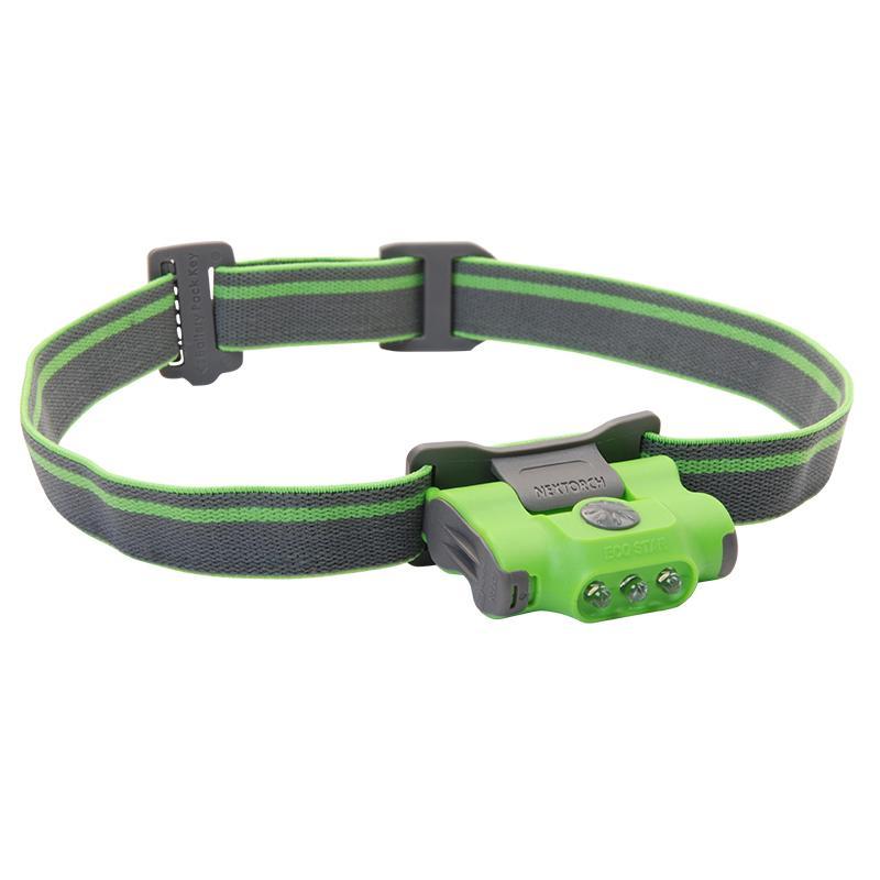 Nextorch Trek Star Ultra Bright LED Headlamp: Green