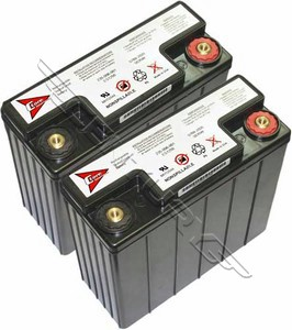 Booster Pac ES1250 Replacement Battery For ES1224