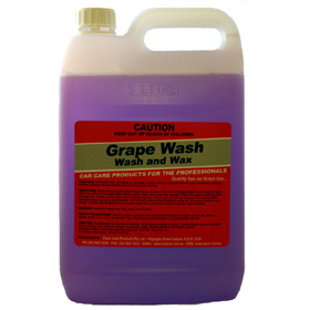 Pacer Grape Wash - 5lt