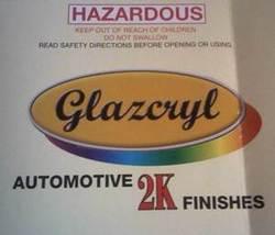 Glazcryl HS Colour fill Primer Filler Kit (4:1)