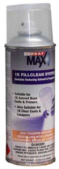 Spraymax 1K Fill Clean Aerosol Cans