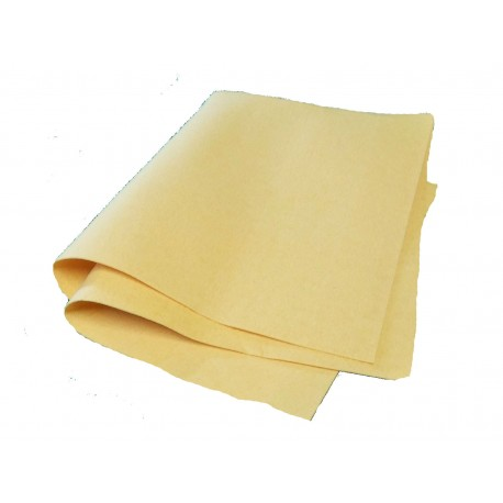 Cartec Leather Chamios Yellow 44x54cm