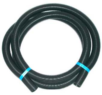 Universal Dust Hose With Collars 5M x 30mm