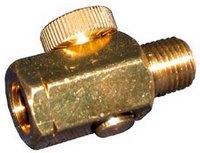 Brass Air Adjuster