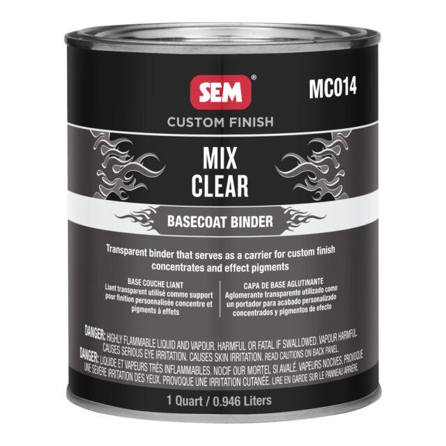 SEM Color Horizon Mix Clear - 1 Quart