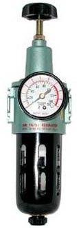Filter/Regulator With 150PSI Gauge