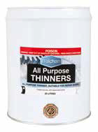 All Purpose Thinners 20lt