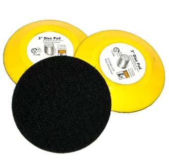 75mm Back Up Pad Velcro 5/16 Thread